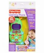 Fisher Price Laugh And Learn Learning Phone - (lb02439)