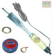 125w Soldering Iron Kit Solder Wire, Paste, D Wick