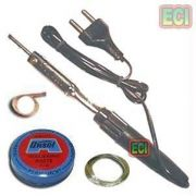 10w Soldering Iron Kit, Solder Wire, Paste, D Wick