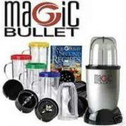 21 pcs Magic Bullet Set Blender, juicer
