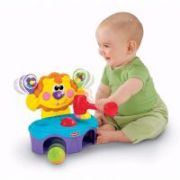 Fisher Price Bop And Rock Musical Lion