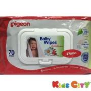 Pigeon Baby Wipes 70pc - 15864