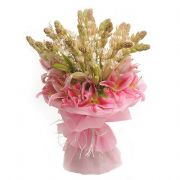 Ferns N Petals Tube Roses N Lilies_code-EXDFNP569