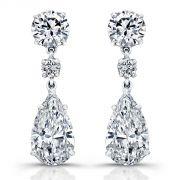 Kiara Sterling Silver Mumbai Earring Kie0763