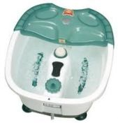 Foot Bath Massager Spa With Heat, Vibration, Infrared Multi-functional