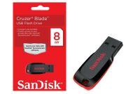 Sandisk 8GB Cruzer Blade Pen Drive, Flash Drive