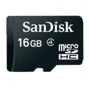 Sandisk 16GB Micro Sdhc Memory Card Class-4 With Free Shipping