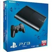 Sony Playstation3 500gb Gaming Console With 3 Fre