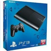 Sony PlayStation 3 500gb Gaming Console with 3 free games
