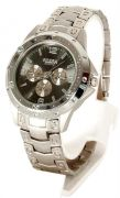 Stylish Chrono Wrist Watch For Men - 1373