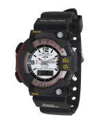 MTG Round White Dial Wrist Watch For Men