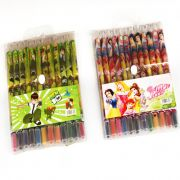 Kids Gifts-Set Of 2 Roll Pens Crayons