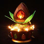 Decorative Lights-single Layer Kalash Light
