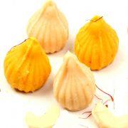 Sweets-ghasitaram's Sugarfree Pure Kaju Modaks
