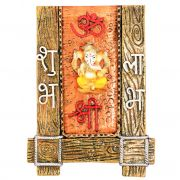Mothers Day Gifts-f-374 Shubh Labh Ganesha Hanging