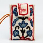 Hand Bags-Kashmiri Mobile Pouch