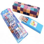 Kids Gifts - Pencil Case With Pens And Pencil Set
