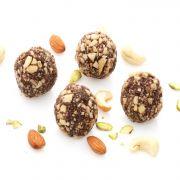 Sweets-sugarfree Chocolate Kaju Laddoo