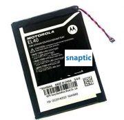 Snaptic OEM Motorola EL-40 Li Ion Polymer Battery For Motorola Moto E