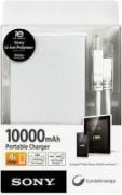 OEM Sony Cycle Energy Universal 10000 MAh USB Extended Battery Pack Power B
