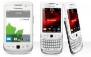 Blackberry Torch 9810 Original Housing Faceplate (body) (white)