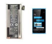 Nokia BP-6EW 1830mAh Li Ion Battery For Lumia 900