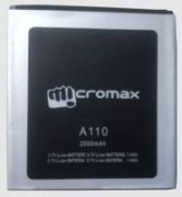 Mobile Battery For Micromax A110