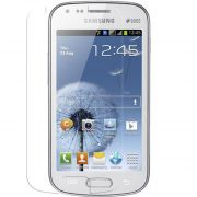 Samsung Galaxy Duos S7562 Matte HD Screen Protector Scratch Guard