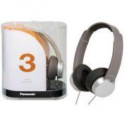 Panasonic Stylish Headphone With Powerful Sound,RP_HXD3E_T