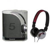 Panasonic Stylish Headphone With Powerful Sound,RP_HXD5E_K