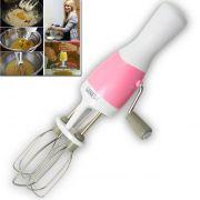 Stainless Steel Turbo Hand Beater Egg Blender Mixer -01
