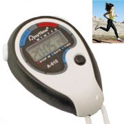 Digital Quartz Timer Digital Stop Watch Alarm Clock Time Date - 09