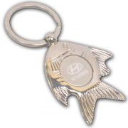 STAINLESS STEEL Keyring Keychain Key Ring Chain -103