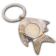 STAINLESS STEEL Keyring Keychain Key Ring Chain -104