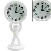 Exclusive Fashionable Table Desk Clock Watches With Alarm - 121