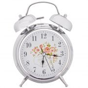 Exclusive Fashionable Table Wall Desk Clock Watches With Alarm - 256