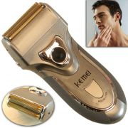 Cordless Electric Rechargeable Mens Shaver With Pop-Up Trimmer -27