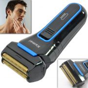 Cordless Electric Rechargeable Mens Shaver With Pop-Up Trimmer -41