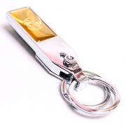 STAINLESS STEEL Keyring Keychain Key Ring Chain -72