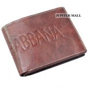 Mens Leather Wallet Credit Business Card Holder Case Money Bag Purse 77