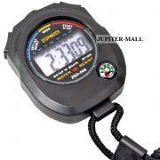 Jumbo Professional Digital Quartz Timer Stop Watch Alarm Clock Time -07