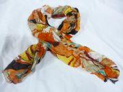 Passigatti Silk Scarf With Allover Pattern