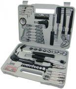 150 PC Pro Complete Tool Kit Case Screwdriver Socket Hammer