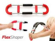 FLEX SHAPER Body Toning Muscle Resistance Workout System Full Body Home Gym