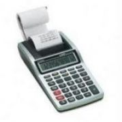 Casio Hr-8tm Portable Printer Calculator