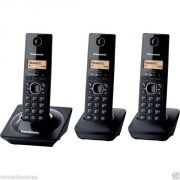 Panasonic KX-TG1713EB Trio Cordless Phone CID