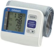 Omron BP Monitor Wrist HEM-6200 Automatic Blood Pressure Monitor by INDMART