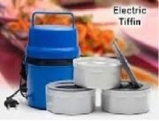 Electrical Lunch Box With 3 Containers