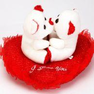 Valentine gifts online valentines day gift ideas valentine valentine gift talking kissing teddies negle Gallery