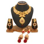 Vendee Fashion New Stylesh Fashion Combo Jewellery (1444)